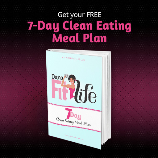 Get your FREE 7 Day Clean Eating Meal Plan