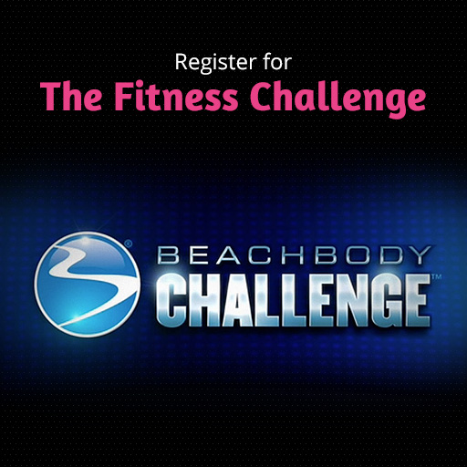 Register for The Fitness Challenge