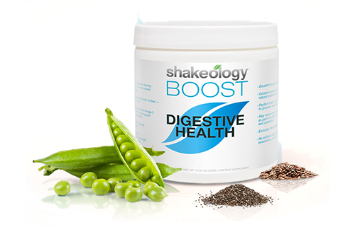 Shakeology Digestive Health Boost