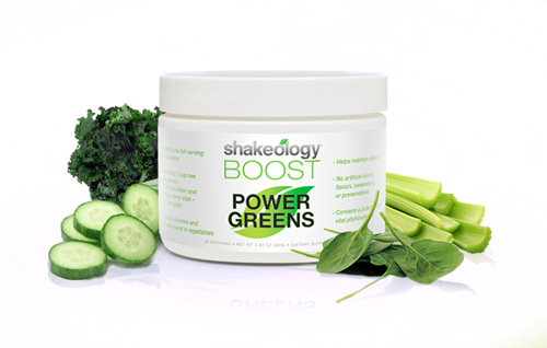 Shakeology Power Greens Boost